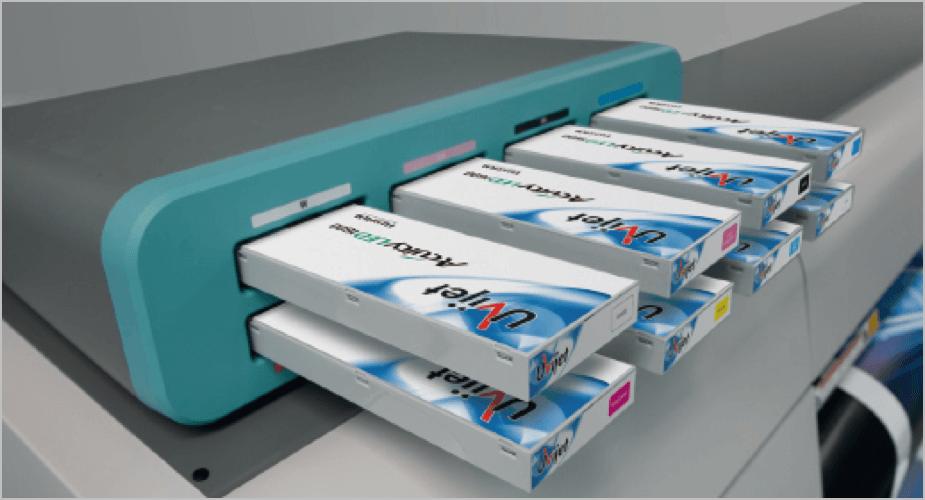 Tintas flexografia Sericol y Uvijet