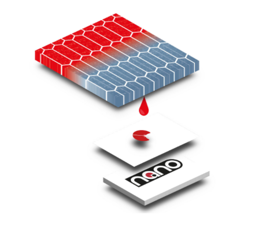Grabación láser NANO de ALT